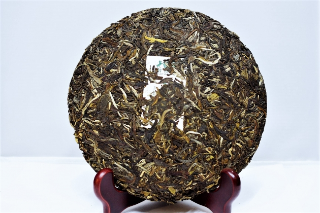2013 Bing Dao Raw Cake- Aged Tea Tree 3