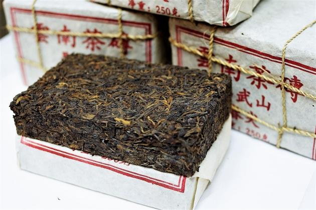 1998 Yi Wu Mtn- Spring Brick 5