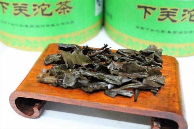 2007 Xia Guan JiaJi Tuo Cha- Round Box 12