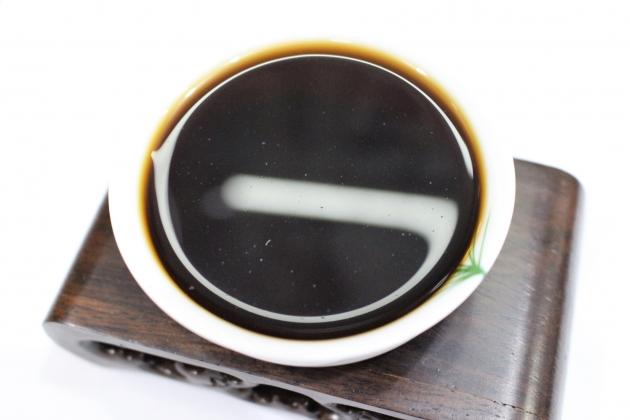 1960s Natural LongZu Aged Teapowder 5