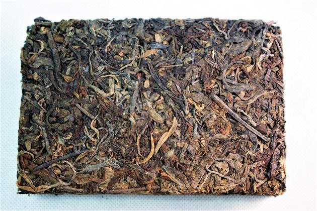 1995 9062 Meng Hai Raw Brick- Yellow Paper 4